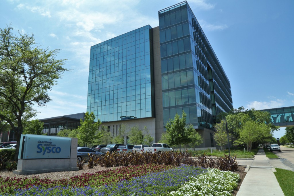 Sysco Corporate Headquarters Building