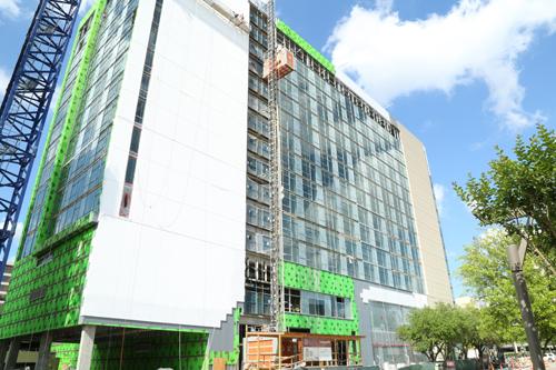 HVAC Construction Houston