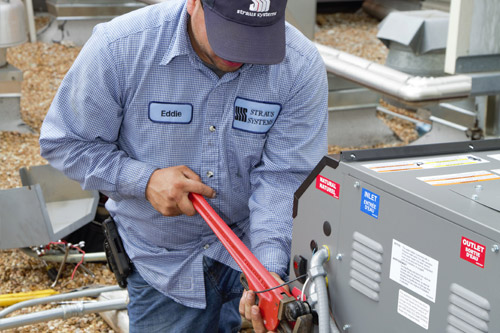 HVAC Mechanical Services Houston