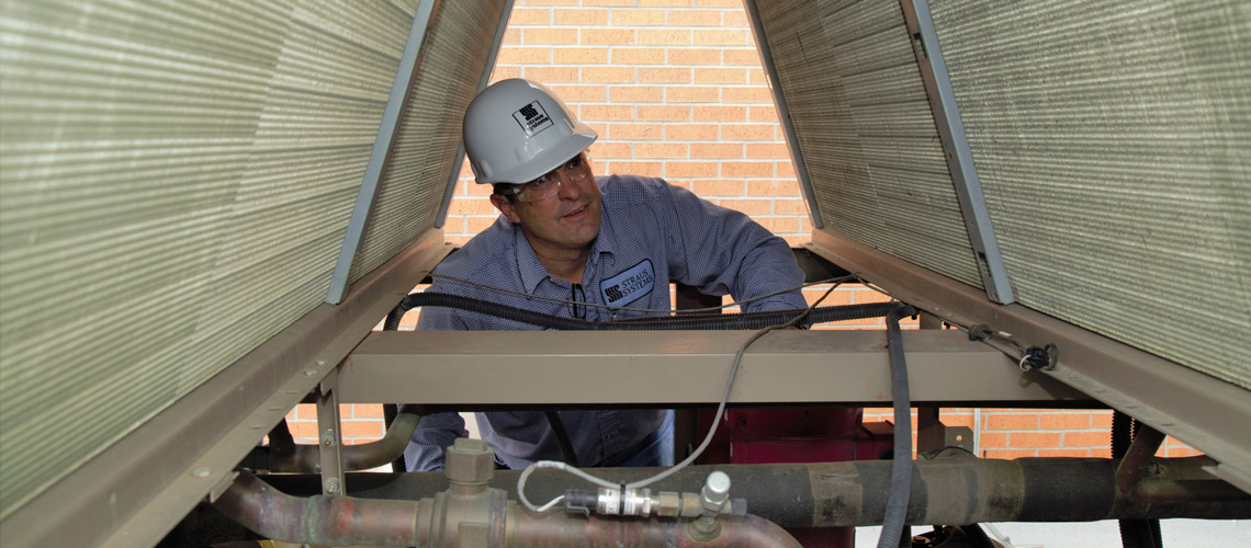 Commercial HVAC Construction in Houston Texas